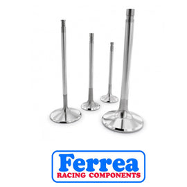 FERREA COMPETITION PLUS VALVES F1449P B-VTEC Exhaust - Xenocron Tuning Solutions