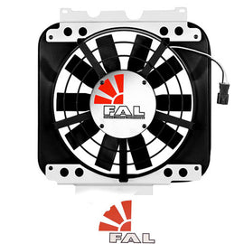 "Flex A Lite 12"" Slim Fan - Xenocron Tuning Solutions"