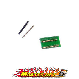 "Moates G2 Memory Adapter: 0.45"" Leg Spacing"