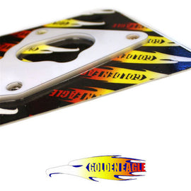 Golden Eagle H22-Prelude Thermal Shield Intake Manifold Gasket - Xenocron Tuning Solutions