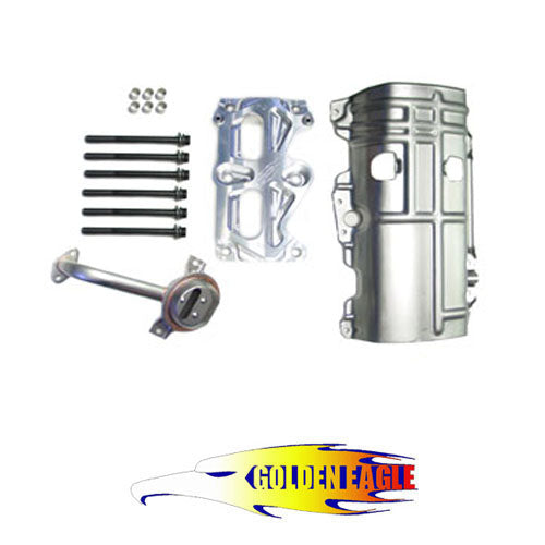 Golden Eagle B-Series Main Girdle Kit - Xenocron Tuning Solutions