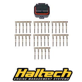 Haltech AMP 34 Pin 4 Row Superseal Connector Suits - Xenocron Tuning Solutions