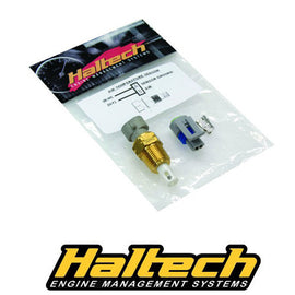 Haltech Air Temp Sensor - 1/4 NPT Thread - Xenocron Tuning Solutions