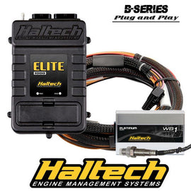Haltech Elite Plug and Play Kit for B-Series - Xenocron Tuning Solutions