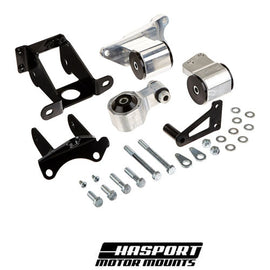 Hasport 06-11 Civic Si Stock Replacement Mount Kit - Xenocron Tuning Solutions