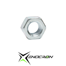 Xenocron Hex Nut for Threaded Mounting Rod