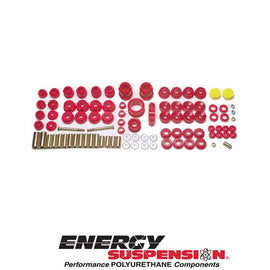 Energy Suspension Hyperflex Bushing Kit for 92-95 Civic - Xenocron Tuning Solutions