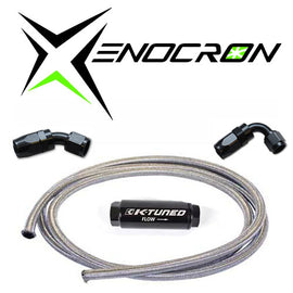 Inline Fuel Filter Kit - Xenocron Tuning Solutions
