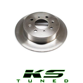 KS Tuned Replacement Rear Rotors for RTA Kit