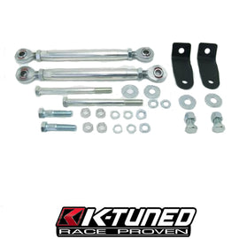 K-Tuned Front Stabilizer Bars for 88-91 Civic/CRX & 90-93 DA Int
