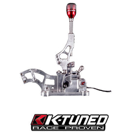 K-Tuned Race-Spec Billet RSX Shifter with Pro Shift Cut