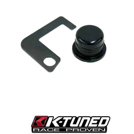 K-Tuned OEM Thermostat Housing Plug & Bracket