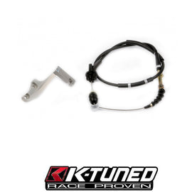 K-Tuned Throttle Cable and Bracket - Xenocron Tuning Solutions