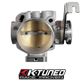 K-Tuned 70mm Cast Throttle Body Dual PRB/RBC Bolt Pattern