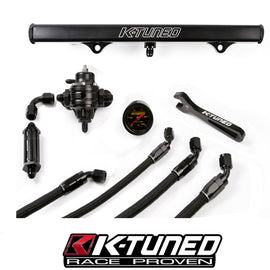 K-Tuned Complete -6AN Center Feed Fuel System