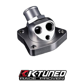 K-Tuned Universal Swivel Neck  Thermostat Housing