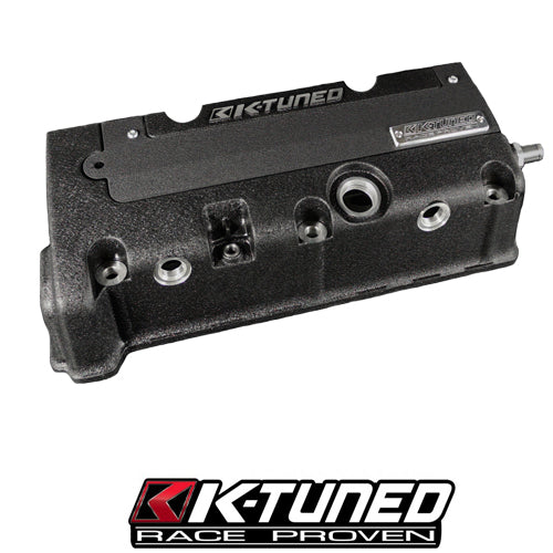 K-Tuned Vented Valve Cover - Xenocron Tuning Solutions