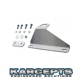 Karcepts EG Radiator & Reserve Tank Relocation Kit - Xenocron Tuning Solutions