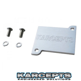 Karcepts Idle Air Control Valve Block Off Plate