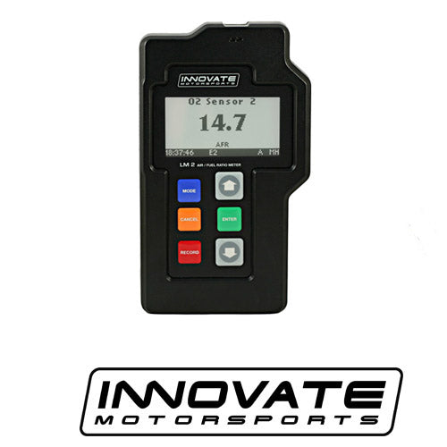 Innovate LM-2 Air/Fuel Ratio Meter Kit – Xenocron Tuning Solutions