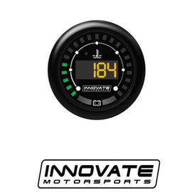 Innovate MTX-D: Water Temperature & Battery Voltage
