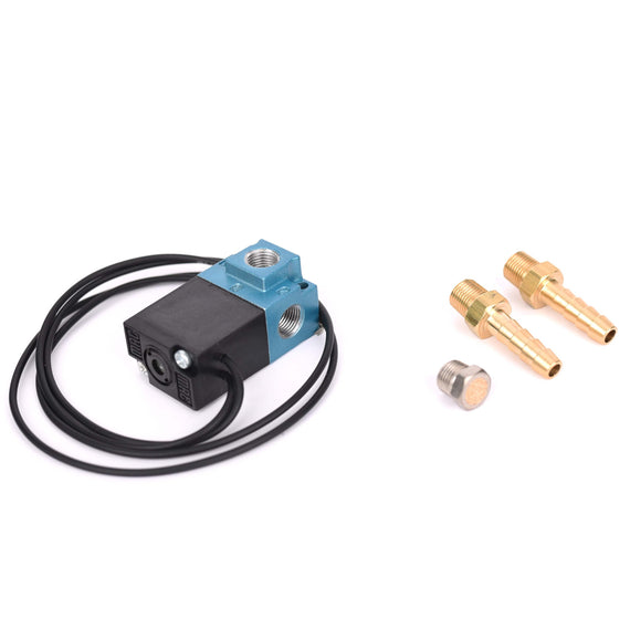 Xenocron 3 Port PWM Boost Solenoid Kit - Xenocron Tuning Solutions