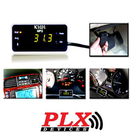 PLX Kiwi Wifi + iMFD iPhone / iPod touch Interface