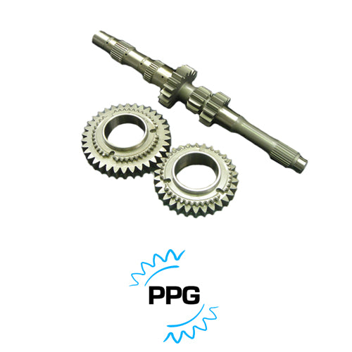 PPG K-Series 1-2 All Motor Dog Set