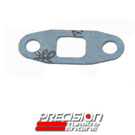 Precision Turbo Oil Drain Gasket for Small Frame Turbochargers