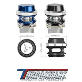 TurboSmart Race Port 50mm Blow Off Valve
