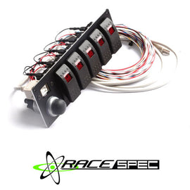 Race Spec Switch Panel - Xenocron Tuning Solutions