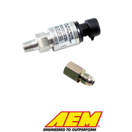 AEM 150 PSIg Stainless Steel Sensor Kit - Xenocron Tuning Solutions