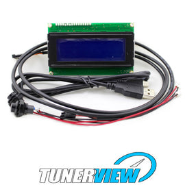 TunerView II LCD Regular Dash Kit