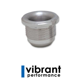 Vibrant Male -10AN Mild Steel Weld Bung