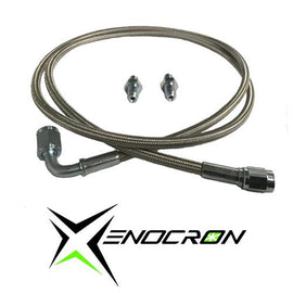 Xenocron Braided Clutch Line Kit for K-Series - Xenocron Tuning Solutions