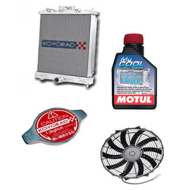 The Stay Cool, Dont Over Heat Package - Xenocron Tuning Solutions