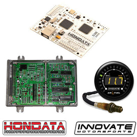 Hondata S300 w/ OBD1 ECU and MTX-L Plus Wideband - Xenocron Tuning Solutions