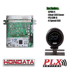 Hondata KPRO w/6 Speed ECU and PLX Wideband - Xenocron Tuning Solutions