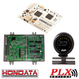 Hondata S300 w/ OBD1 ECU and PLX Wideband - Xenocron Tuning Solutions