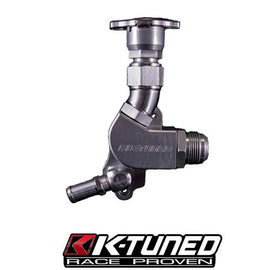 K-Tuned Upper Coolant Housing (w/Built in Filler and Fitting)