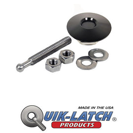 Quik Latch **BLACK** Mini Latch System