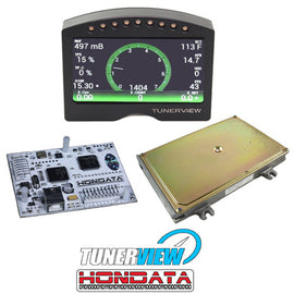 Hondata S300 w/ OBD1 ECU and Tunerview RD2