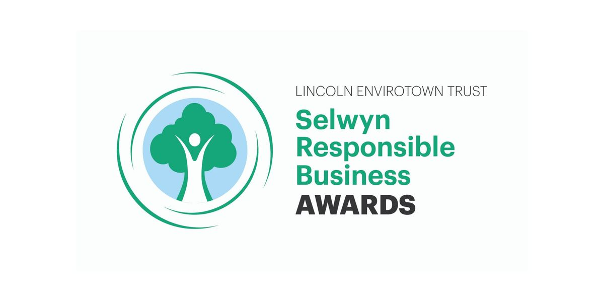 Selwyn Responsible Business Awards Winner 2019
