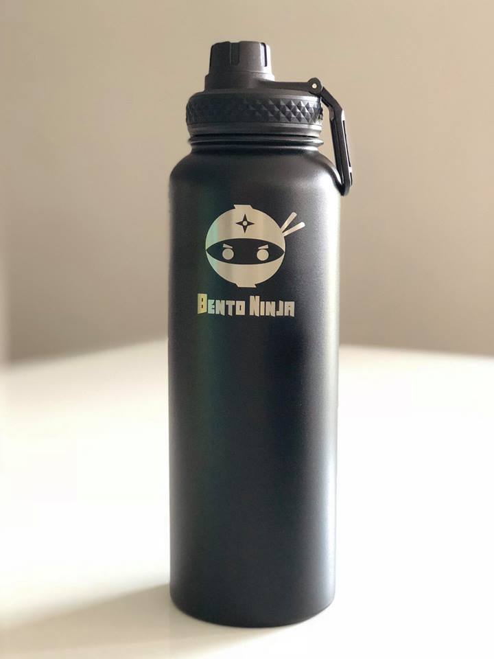 Adult Stainless Steel Water Bottle