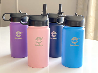 Toddler Stainless Steel Water Bottle nz