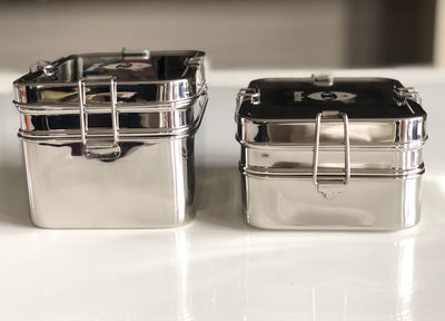 stainless steel compartment lunchbox nz