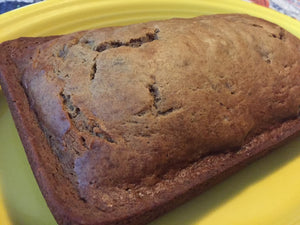Banana Maple Bread