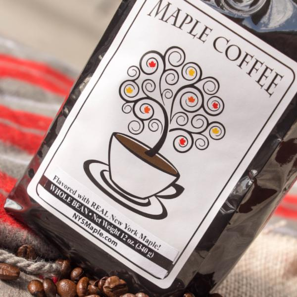 New York Roasted Maple Coffee