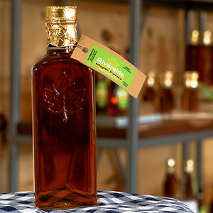 Pure Maple Syrup in Glass Folia Bottle (All Grades)