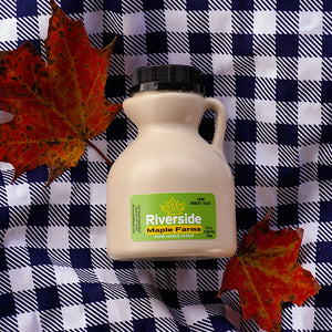 Pure Maple Syrup - Half Pint (All Grades)